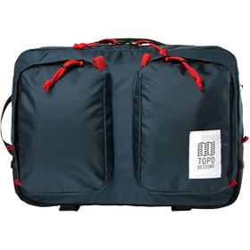 Topo Designs Global Briefcase navy